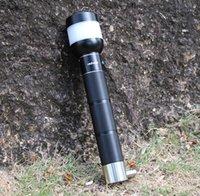battery powered hammer - lnslnm T6 LM high power led torch Aluminum led flashlight torches light lamps fo battery mah emergency hammer