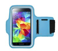 Wholesale 2015 Anti Sweat Sport Running Armband Gym Strap Holder bag Case Cover for Samsung note note