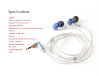 Wholesale Fiio RC WT2 Exclusive Headphone Cable for Westone UMpro Series AC10 AC20 ES10 ES20 ES30 ES50 ES60
