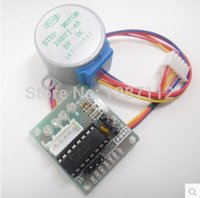 Wholesale 5V Phase YBJ DC Stepping motor with ULN2003 Driving Board For Arduino PIC MCU DIY