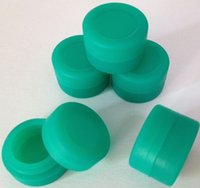 Wholesale inexpensive FDA approved food grade bho silicone container storage container