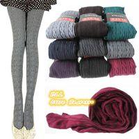 Wholesale Fashion sexy ladies Thick leggings Foot Warm Winter Slim Stretch Pants