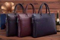 Wholesale 2015 Hot sell fashion briefcase Wine red black brown cowhide business bag high quality handbag crossbody bag