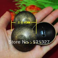Wholesale 40 MM antique decorative door Nails drum nail semicircle