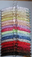 bathroom rack manufacturers - 2015 New Time limited Non folding Rack Organizer Prateleira Rack Satin Silk Manufacturers Supply Hanger Cloth Hotel Amenities