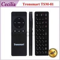 Wholesale Original Tronsmart TSM English G Wireless Keyboard Air Mouse for Android TV Box PC Motion Sensing Games