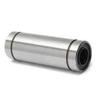 Wholesale Hot Sale x PC LM10LUU mm Shaft Round Long Type Linear Motion Metal Shield Bearing New