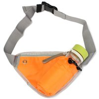 Wholesale Sports Fishing Waist Shoulder Bag Belt Pack Jogging Running Cycling Hiking Camping Climbing travel cover Pouch