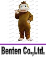 ball transportation - Hot George monkey mascot Festival costume mascot mascot costume costume ball carnival costume free transportation LLFA1010