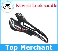 Wholesale 2015 Best Selling look carbon road bike saddle Carbon Ventilate cushion Cycling Accessory Comfortable Parts