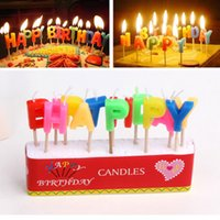 candles - Colorful Cake Candles Happy Birthday Pink Balloon Glitz Party Glitter Moulded Cake Smokeless Candles
