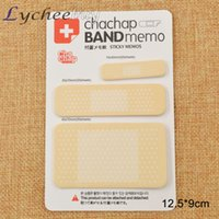 band aid designs - 1 Set New Fashion Cute Band Aid Design Memo Stickers Student Office Tool