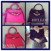 girls handbags - Famous Brands Purse Children s Leather Handbags Girl s Mini handbags Totes Kid s Small Designer Shoulder Bags Kids Lock bags Girls new bag