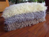 Wholesale Soft Short Faux Fur Newborn Photography Props Newborn Baby Photo Prop Blanket cm