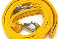 Wholesale 5 tons of nylon rope tow car tow rope car truck breakdown maintenance tools tool belt pull emergency tow rope