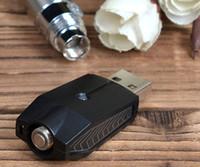 Wholesale e cig charger E cig ego electronic cigarette USB charger for ego ego T Joye electronic cigarette e cig Healthy E cigarette DHL