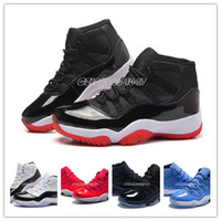 Mid Cut basketball shoes - Legend Blue Retro XI Bred Basketball Shoes Cheap Good Quality Men Sports Shoes Discount Sports Shoes Leather Men s Basketball Shoes