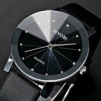 Cheap On Line Brand Style Original JAPAN Movement Quartz Watch Men Women Unisex Watch S60173