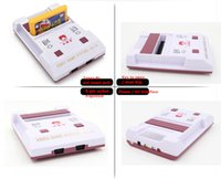 Wholesale Subor bully D99 double handle card games home video game console NES game FC game machine