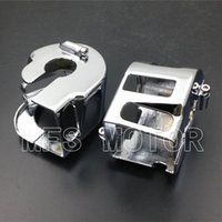 Wholesale Motorcycle For Suzuki Marauder Boulevard M95 Chrome Switch Housing Cover