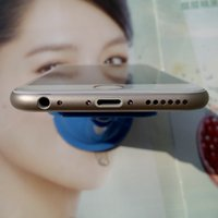 Wholesale Goophone I6 Inch RAM G ROM GB GH MTK6572 mtk6582 dual quad core GPS G WCDMA MP Single Micro Sim S5 t6 i5 i6 phone