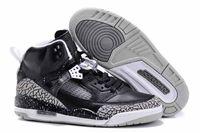 polyester satin - Nike dan Spizike Oreo Men Women Basketball Shoe