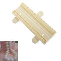 bead cutter - Hot Bead Cutter Pearl Sugar craft Fondant Cake Gum Paste Decorating Mold Tool Hot