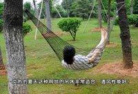 Cheap Outdoor Travel camping portable hammock Garden Portable Nylon Hang Mesh Net Sleeping Bed,outdoor furniture,garden swing