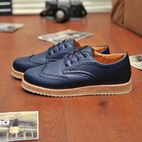 creepers - Men s genuine Leather Flats Business Dress Oxfords Shoes Platform Casual Italy Brand Creeper for Men Mocassin L508