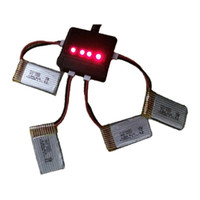 Wholesale RC Helicopter Airplane port USB Lipo Battery Charger Units For Hubsan X4 Q4 H107L H107C WLtoys Syma X5C