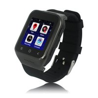Wholesale ZGPAX New Upgrade S8 G Smart Watch quot Android4 MTK6572 Dual Core Smart Electronic GB GPS WCDMA GSM With Email GPS WIFI Inteligent