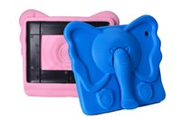 apple computer factory - The new Apple children fall proof shell elephant nose tablet computer protective sleeve holder factory direct