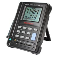 Wholesale MASTECH MS5308 Professional Autoranging LCR Tester with Dual LCD Display INS_209
