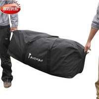 Wholesale AXEMAN Extra Large capacity travel bag duffle backpack car storage equipment bag luggage bags D nylon rucksack fabric