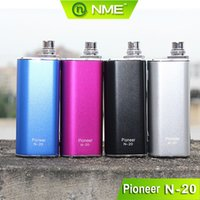 2200mah aspire cable - Original Pioneer W ecigarette vape mod Simple kit Variable Voltage Battery vs eleaf istick w fit aspire cleito atomizer with USB Cable