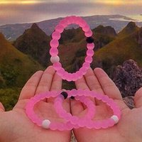 14k findings - Lokai Bracelet Original and Individual Bag Mud from Dead Sea Water from Mount Everest MY lokai Silicone Find Your Balance