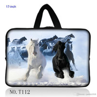 asus netbook case - Stylish Running Horses New quot Laptop Netbook Bag Sleeve Case For quot quot HP Dell Asus Sony Toshiba