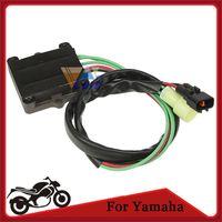 Wholesale Black Motorcycle Regulator Rectifier for Yamaha FA1800 L FA1800 M FB1800 L FB1800A M FX1800 G FX1800 H GX1800 H VX1800 order lt no track