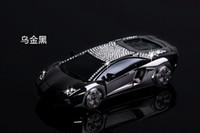 aerosol spray - Metal Crystal diamond alloy Car Model Freshener Perfume bottle base car decorate