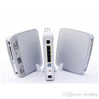 Wholesale High Quality EP HG MW High Power Mbps WIFI ports G ADSL2 Modem Wireless Router UPS DHL CPAM HKPAM