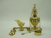 Wholesale 100 guaranteed high quality brass censer perfect collection new M6