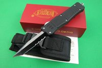 high quality knives - High quality models MICROTECH troodon knife troodon Folding Pocket Knife Survival Knife Xmas gift B689J
