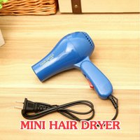 ac tool supply - Mini Hair Dryer Foldable blow dryer Beauty Health Hair Care Styling Tools Portable In Fashion Student Gift Supplies Products