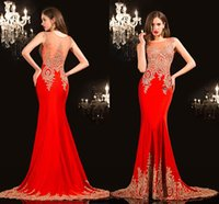 Cheap Reference Images Ready to Ship Evening Dresses Best Trumpet/Mermaid Jewel Cheap Evening Gown