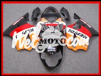 fairings - NEW really INJECTION fairings high quality AAA free gift Fairing CBR600 F4i CBR CBR600F4i Repsol H61W11 WE