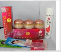 al por mayor cremas faciales yiqi-La Segunda Generación YiQi Belleza Blanqueamiento 2 + 1 Eficaz En 7 Días +1 Limpieza Facial Rojo en crema de cara blanca conjunto 4 piezas / set