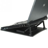 adjustable angle notebook cooling stand - Adjustable Angle Laptop Cooling Stand Ergonomic Cooler Cooling Pad With Stand Holder PC Laptop Notebook