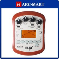 best effects processor - High Quality Best Price NUX PA Portable Acoustic Guitar Effects Processor EC725