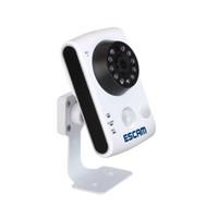 Wholesale newest Arrival ESCAM Wifi QF502 H HD P QR Code TF Card storage IP PIR Alarm Camera