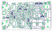 Wholesale PIC Version W Super RM RockMite QRP CW Transceiver HAM Radio Shortwave DIY Kits